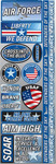 Air Force Cardstock Stickers - Reminisce