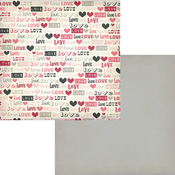 Love Struck Paper - Love Note - Fancy Pants