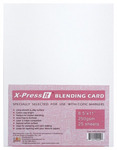 X - Press It Blending Card Paper For Copic Markers