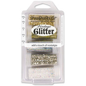 Vintage Treasures Glitter Kit - Stampendous