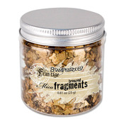 Mica Bronzed Fragments - Stampendous