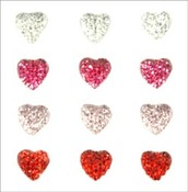 Heart Sparklets Rhinestones - KaiserCraft