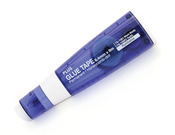 """Blue Permanent Honeycomb - dot Tape Runner 1/3"""""""