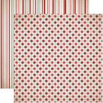 Valentine Stripe Paper - My Sweet Valentine - Reminisce
