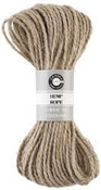 Natural 45ft Hemp Rope - Canvas Corp