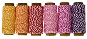 Spring Fling Bakers Twine 6 Pack - Hemptique