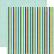 Stripes Paper - Scoot - Echo Park