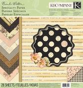 Maison 12 x 12 Paper Pad - Brenda Walton