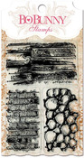 Wall To Wall Textures Stamp - Bo Bunny