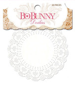 Small 4 Inch Doilies - Bo Bunny