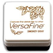 Smoky Gray VersaFine Small Ink Pad - Tsukineko