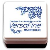 Majestic Blue VersaFine Small Ink Pad - Tsukineko