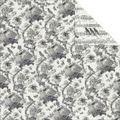 Reflections Paper - Enchanted Gardens - FabScraps