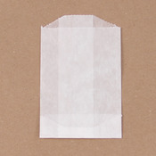 "Flat Glassine Paper Bag, 3 1/4"" x 4 5/8"" 10/pkg"