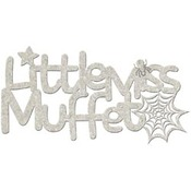 Miss Muffet - Little Peeps - FabScraps