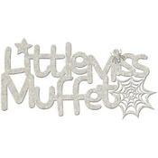 Miss Muffet - Little Peeps - FabScraps