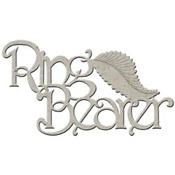 Ring Bearer - Marie Antoinette - FabScraps