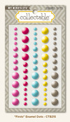 Unforgettable Firsts Enamel Dots - Collectable - My Minds Eye