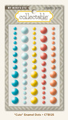 Collectable Notable Enamel Dots - My Mind's Eye