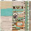 Mama-Razzi2 Combo Sticker Sheet - Bo Bunny