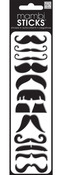 Moustaches Puffy Stickers - Me & My Big Ideas