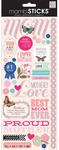 Best Mom Specialty Stickers - Me & My Big Ideas