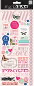 Best Mom Specialty Stickers - Me & My Big Ideas