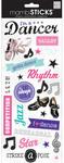 Gotta Dance Stickers - Me & My Big Ideas