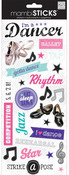 Gotta Dance Stickers - Me & My Big Ideas