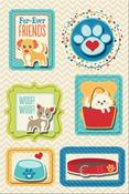 Good Dog Sticker Stackers - Imaginisce