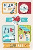 Childhood Memories Sticker Stackers - Imaginisce