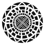 Celtic Circle 6 x 6 Template  - Crafters Workshop