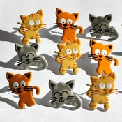 Kitty Eyelet Outlet Brads