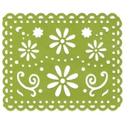 Cheerful Doily QuicKutz Cutting Dies