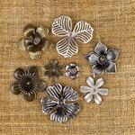 Mini Flowers Vintage Mechanicals - Prima