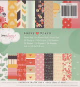 Lucky Charm 6 x 6 Paper Pad - Dear Lizzy