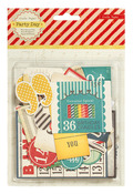 Party Day Ephemera Pack - Crate Paper