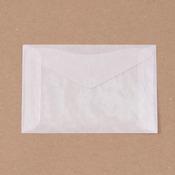 """Glassine Envelopes, 3.25"""" x 4 7/8"""", 8/pk"""