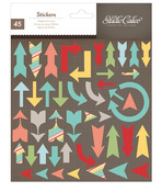 Arrow Chipboard Shapes - Snippets - Studio Calico