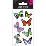 Butterfly Handmade Stickers - Essentials - Sandylion