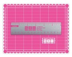 Mini Magnetic Cutting Mat & Ruler Set - We R Memory Keepers
