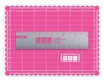 Mini Magnetic Cutting Mat & Ruler Set - We R Memory Keepers