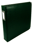 Forest Green 12x12 Ring Album - WRMK