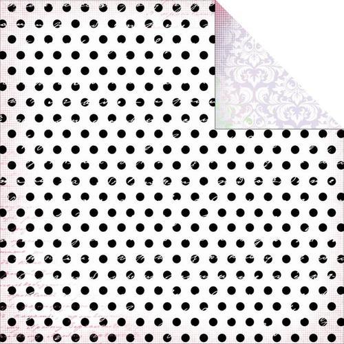 Violet Paper - Lavendar Haze - KaiserCraft
