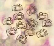 Camera Metal Paper Clips - Hello Pastel - Prima