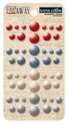 Far & Away Enamel Dots - Teresa Collins