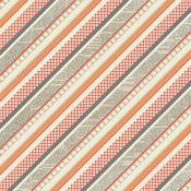 Stripes Paper - He Said - He Said She Said - Teresa Collins