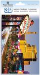 Las Vegas City 3D Stickers - Paperhouse