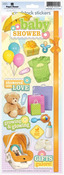 Baby Shower Stickers - Paper House