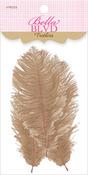 feather embellishments acherryontop